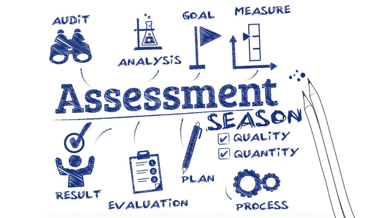 Assessment Season graphic